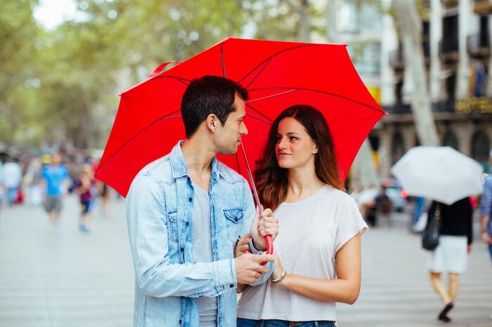 恋が叶うかもしれない相合傘の正しい書き方!