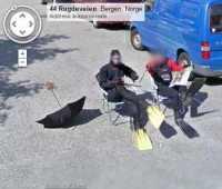 グーグルマップ面白ストリートビュー!世界珍写真30枚!