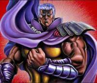 黒王号に乗れるただ一人の世紀末覇者、ラオウの名言集!