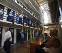 全米の凶悪犯が収監されているサン・クエンティン刑務所。