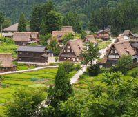 世界遺産、白川郷五箇山が家賃1万円で入居者募集中!