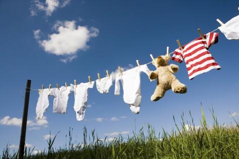 速攻乾燥!洗濯物を早く乾かす10個のコツ!!