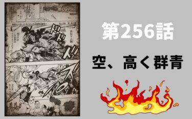 ヒロアカ256話のネタバレ&あらすじ~インターン先での成果を披露へ