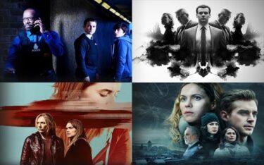 【最新版】Netflixネットフリックス海外ドラマ 刑事もの25作品